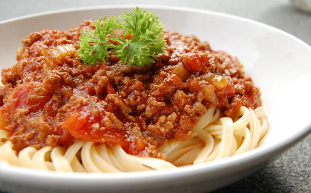 Spaghetti Bolognese Cervasi