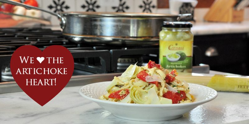 Delicious and versatile Cervasi artichoke hearts