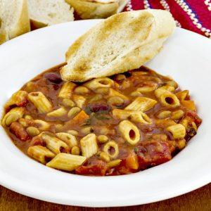 Cervasi's Ditalie Fagioli Soup
