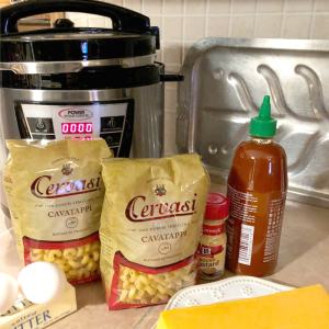 Cervasi Instant Pot® Mac and Cheese